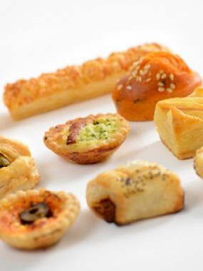 Assortiments de petits fours